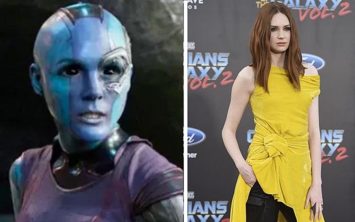 Jamás Imaginé A Thanos Sin Maquillaje: Así Lucen Los